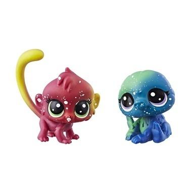 Littlest Pet Shop Littlest Pet Shop Kozmik Miniş İyi Dostlar Renkli